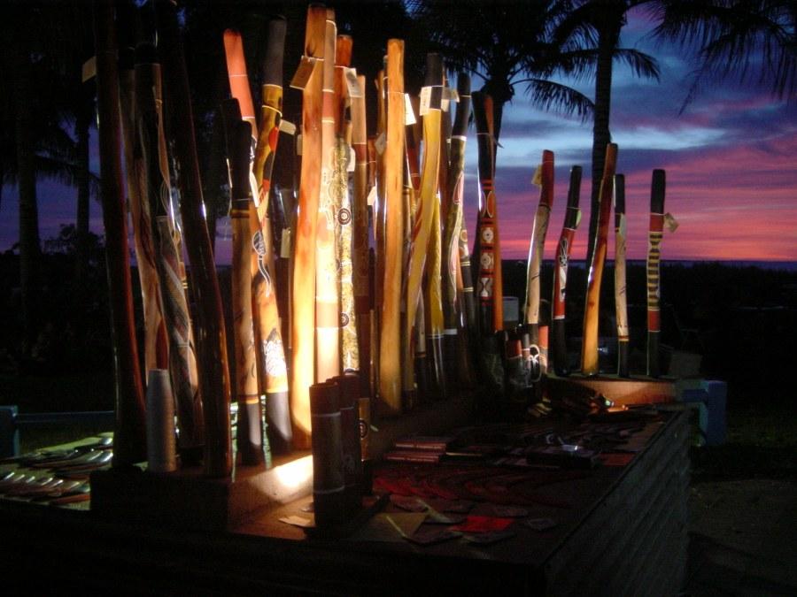 Mindl Beach Sunset Market in Darwin *reloaded*