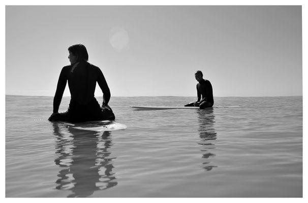 mindsurfing....