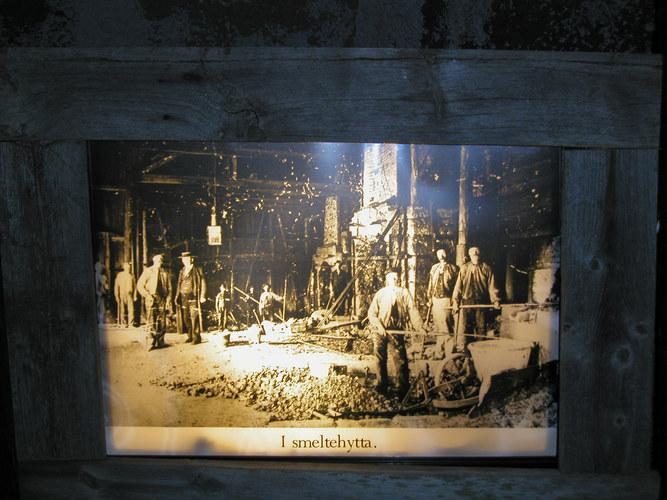 Minenarbeiter in Norwegen!