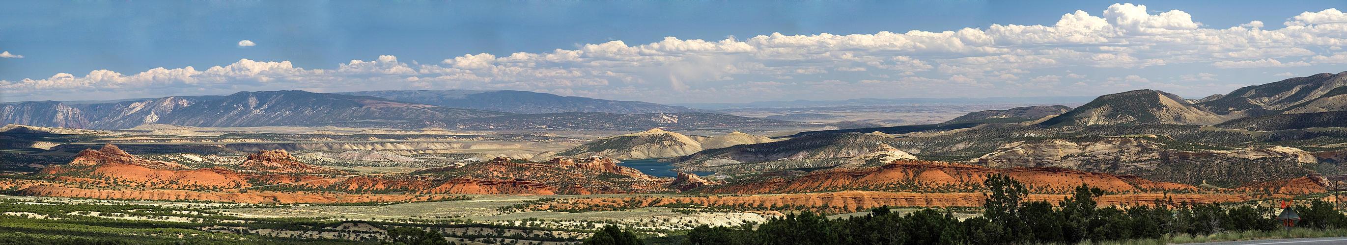 Minengebiet im Norden Colorados