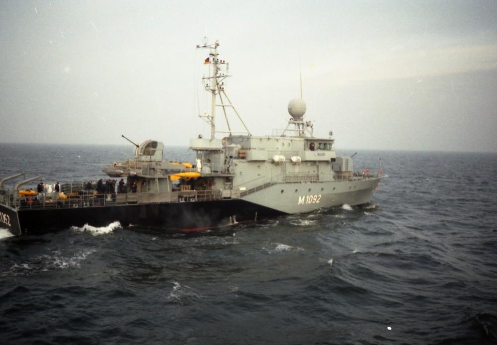 Minensuchboot