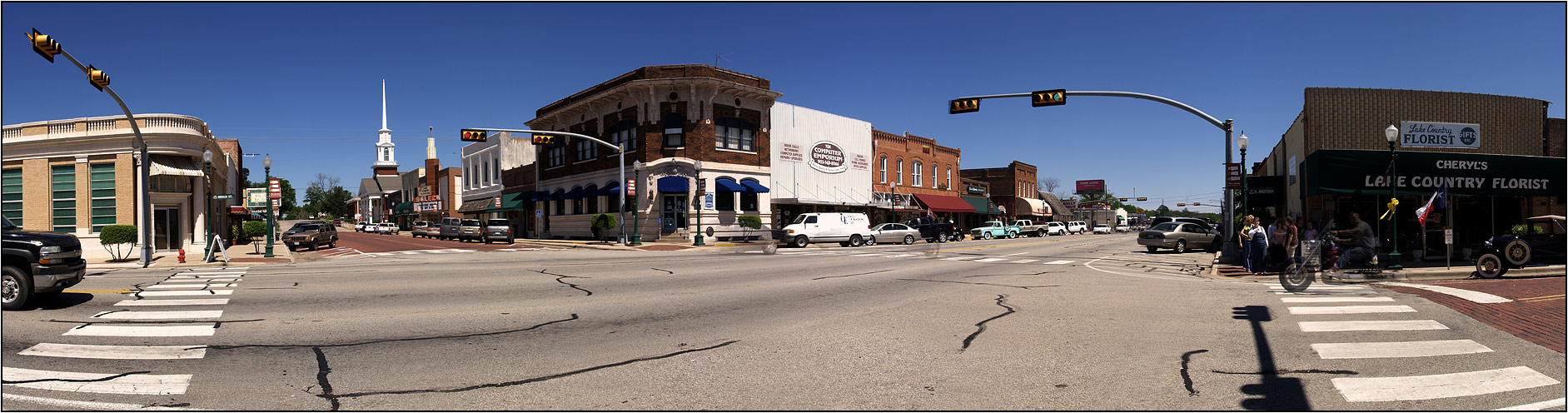Mineola, TX [director´s panography]