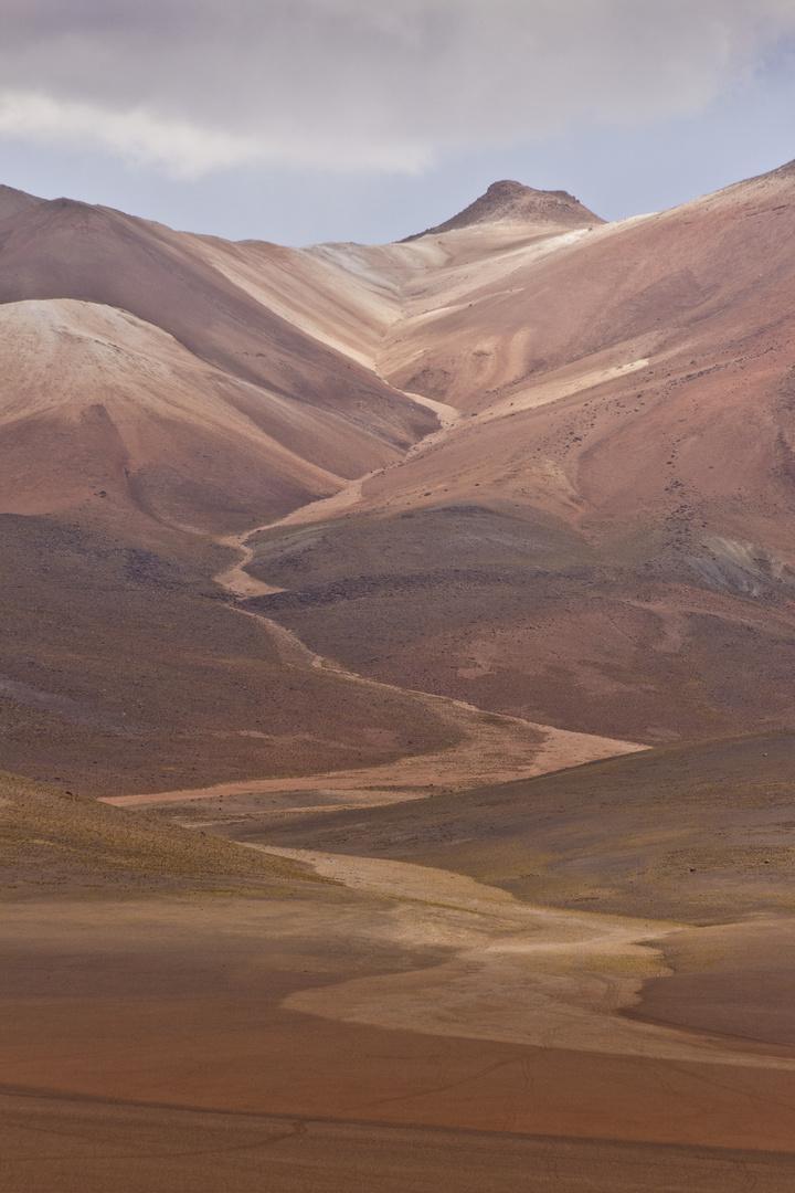 Mineral-Mäander