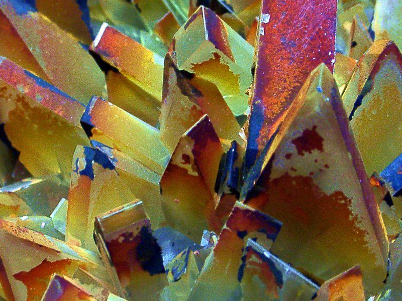 Mineralkristalle