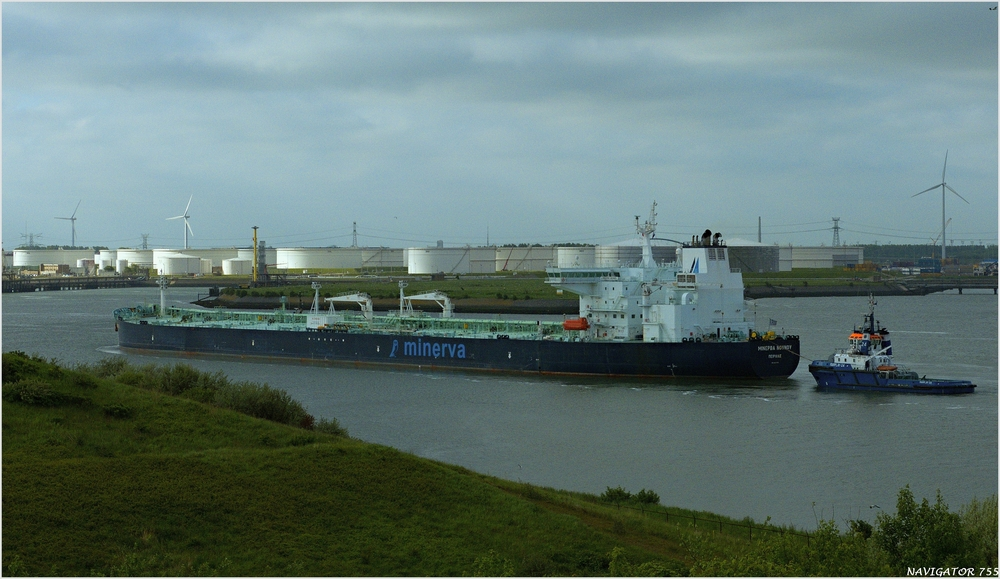 MINERVA MOUNOU / Crude Oil Tanker