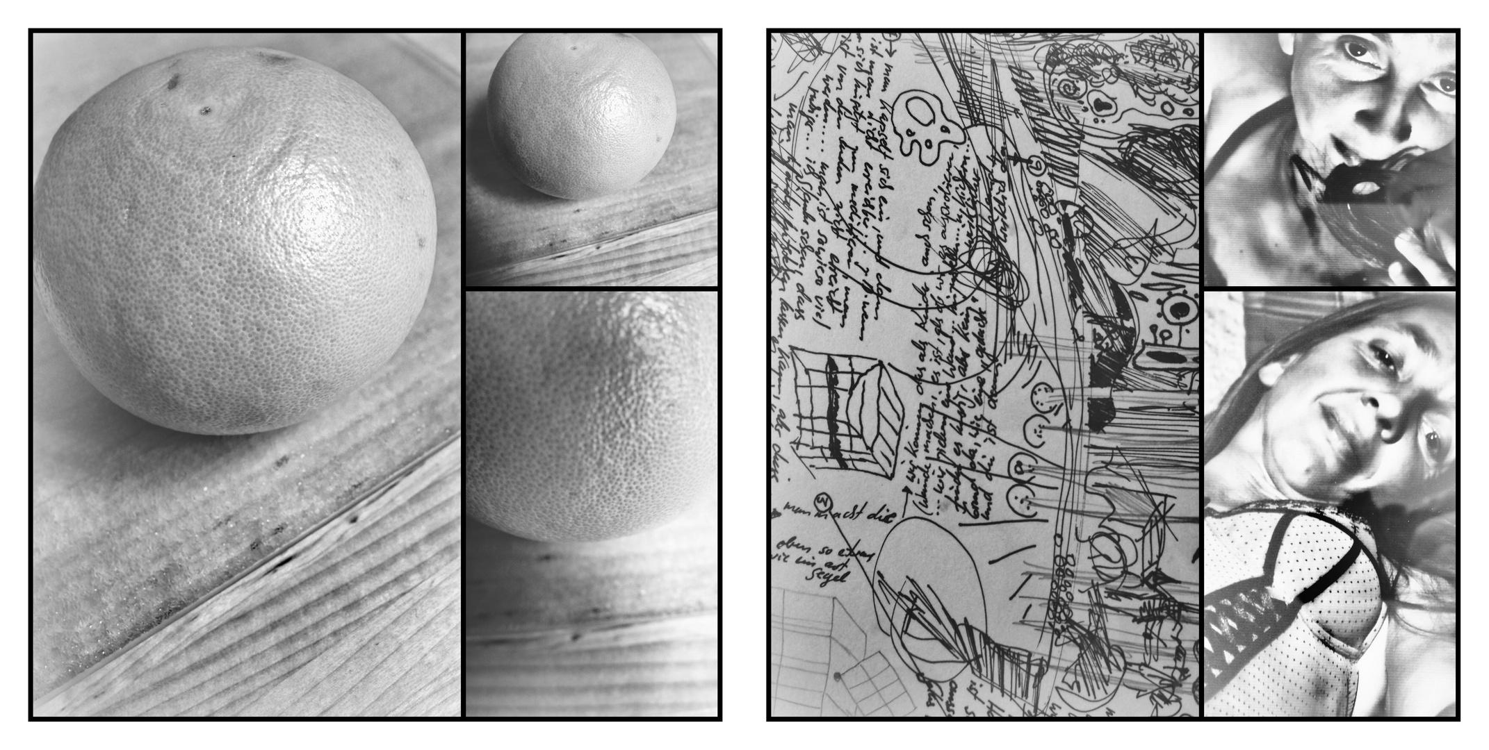 Minette Goldberg Tagebuchauszug - Zitronenlicht