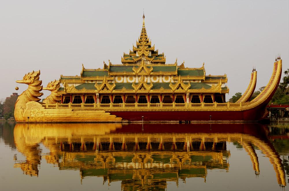 Mingalaba From Yangon Myanmar (Rangoon Burma)