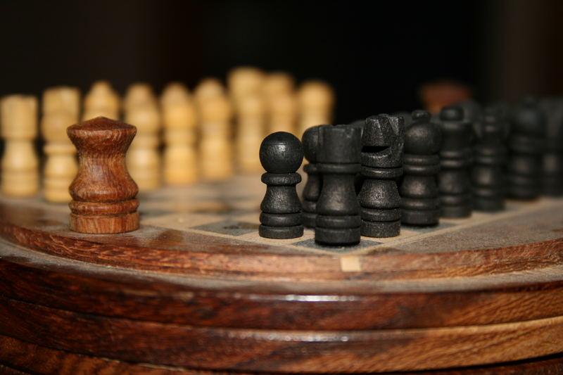 Mini ajedrez sucio