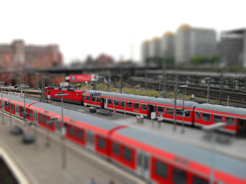 Mini Bahnhof