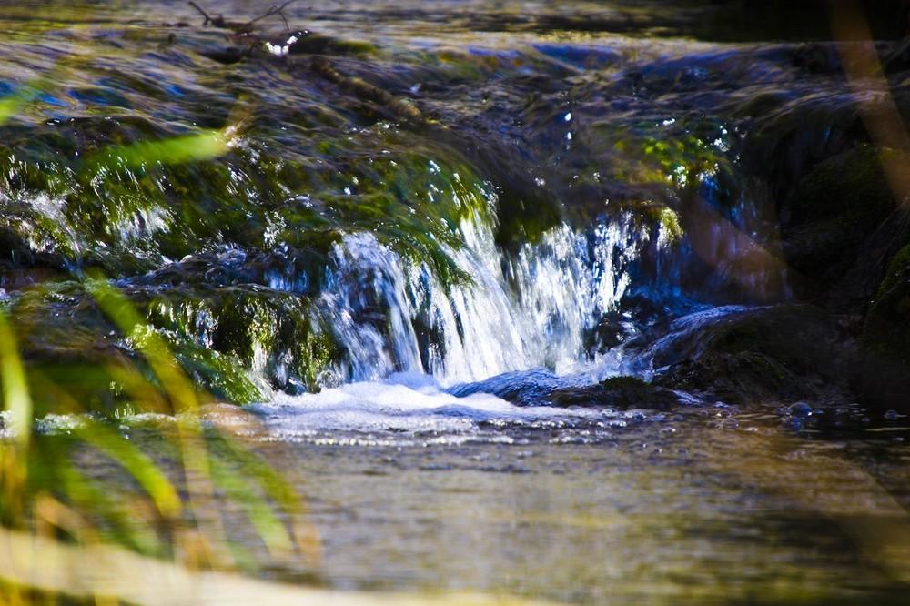 Mini cascade