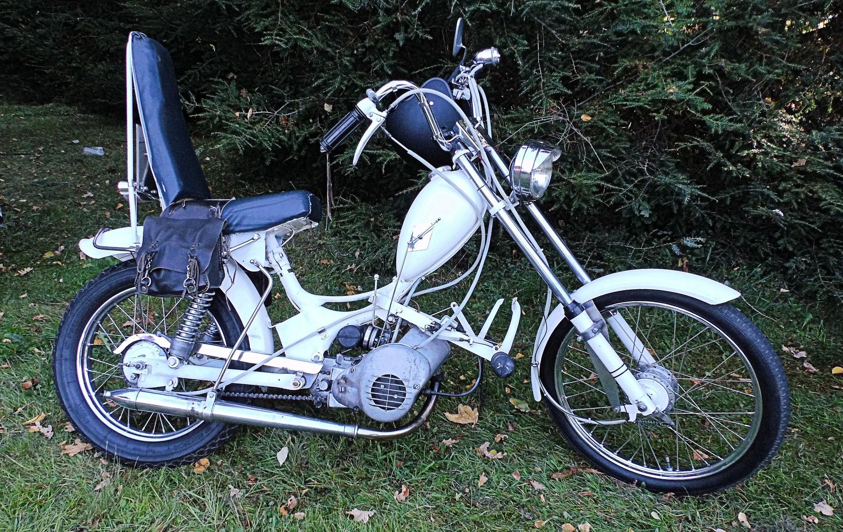 Mini- Chopper