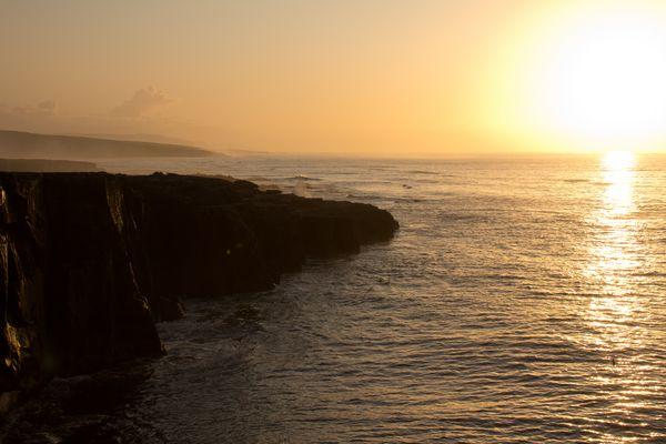 Mini Cliffs, the Burren, County Clare, Ireland
