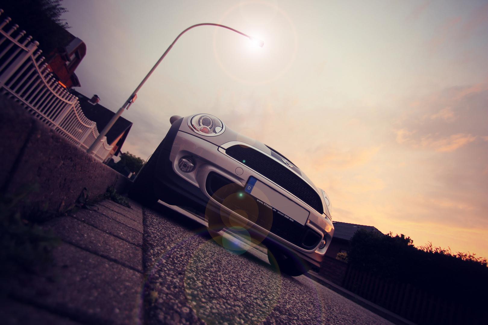 MINI Cooper Coupe S