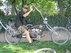 Mini Harley und Yeti-Piddy
