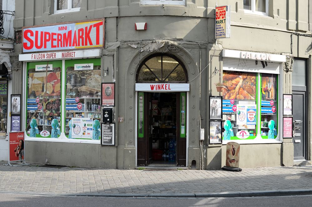 Mini Supermarkt Winkel
