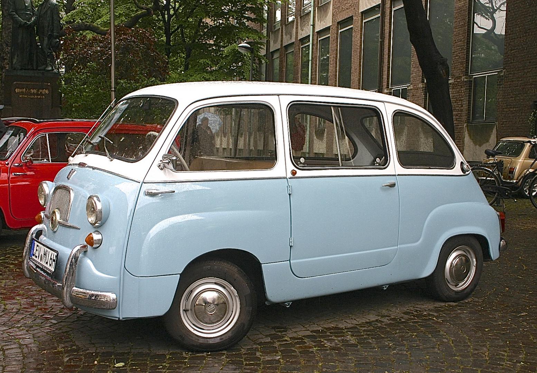 Mini-Van anno 1957