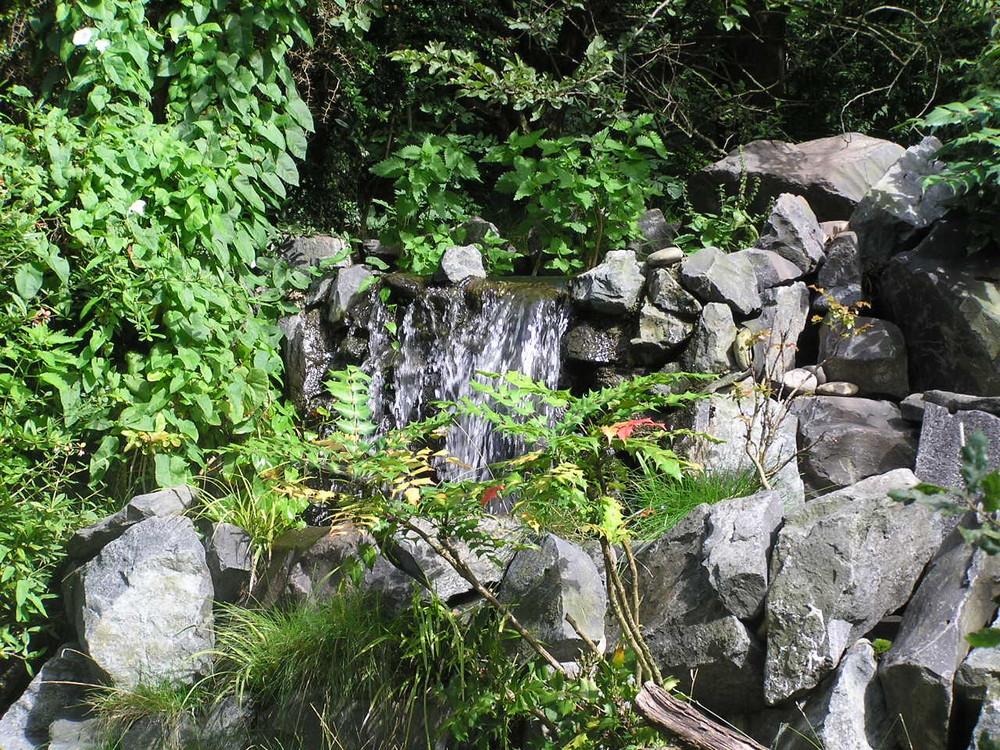 Mini - Wasserfall