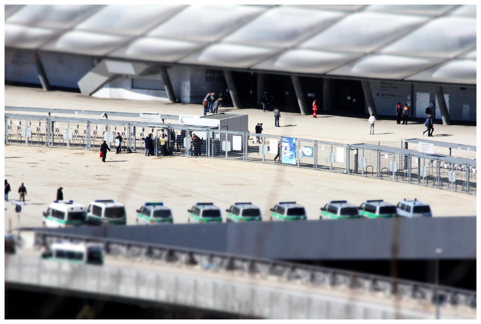 Miniatur Allianz-Arena