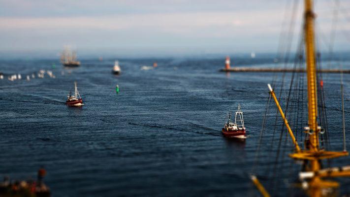 Miniatur Hafen 2011