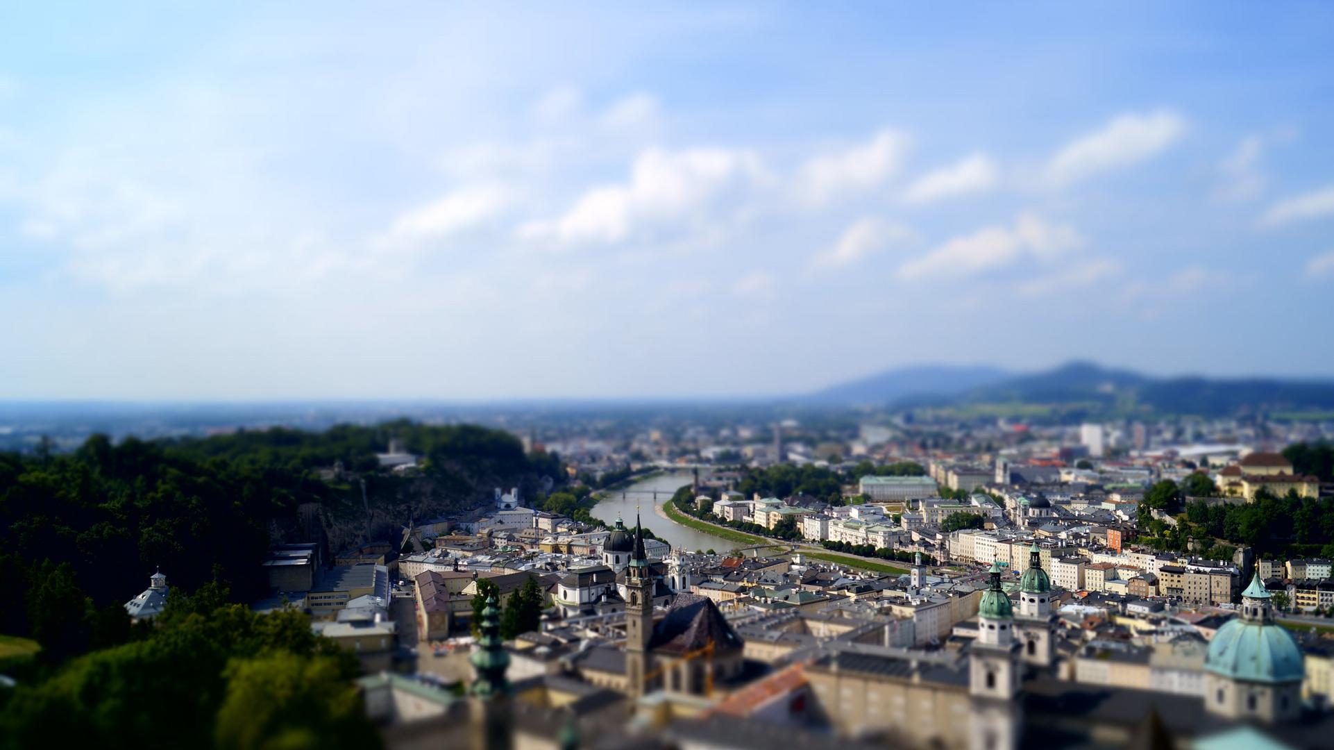 Miniatur Salzburg