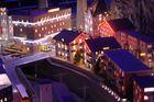 Miniatur -Welt in Hamburg