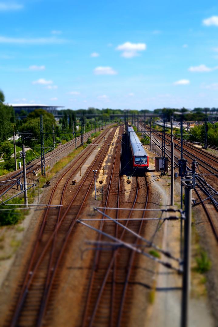 Miniatureisenbahn Wolfsburg