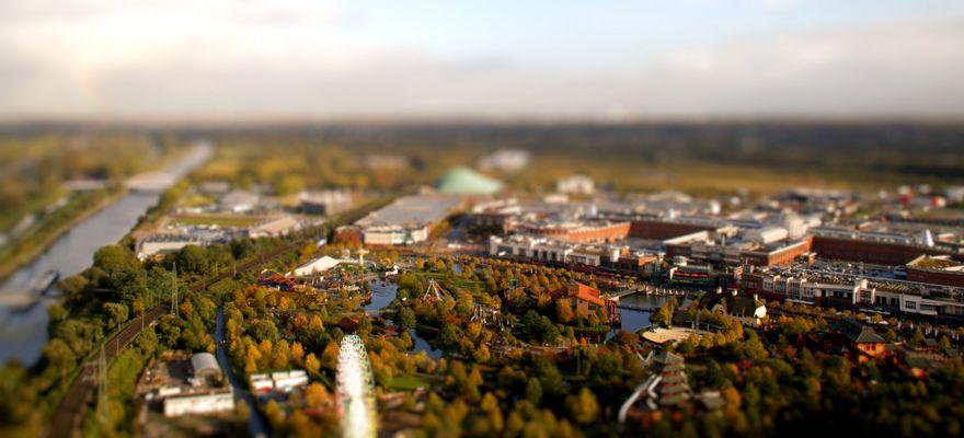 Miniaturwelt Centro Oberhausen
