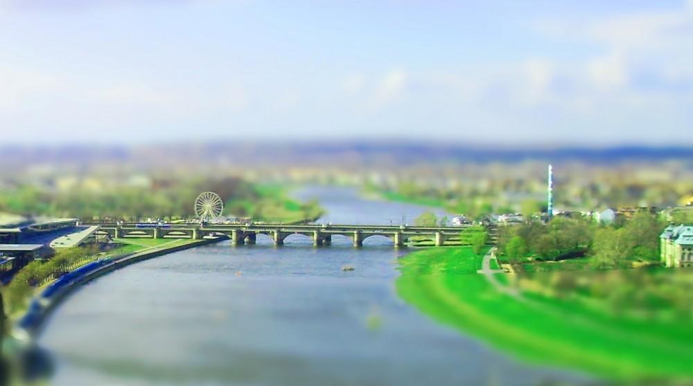 Minibrücke oder nicht ...