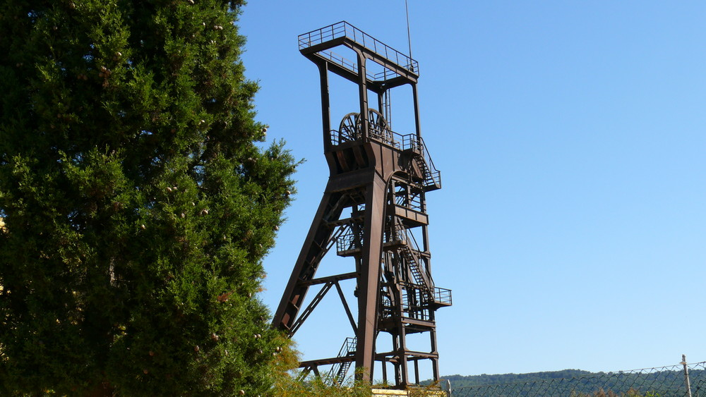 Miniera di Serbariu ( Carbonia )