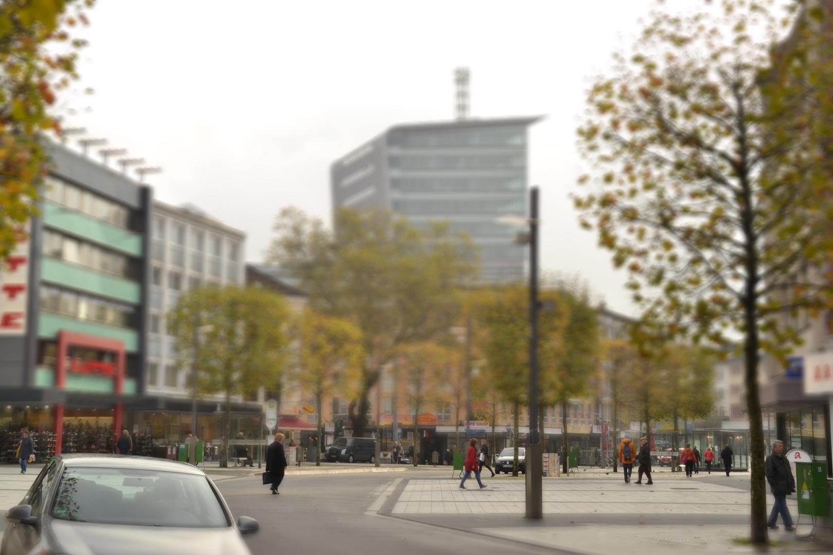 Minimize Bochum Bulevard