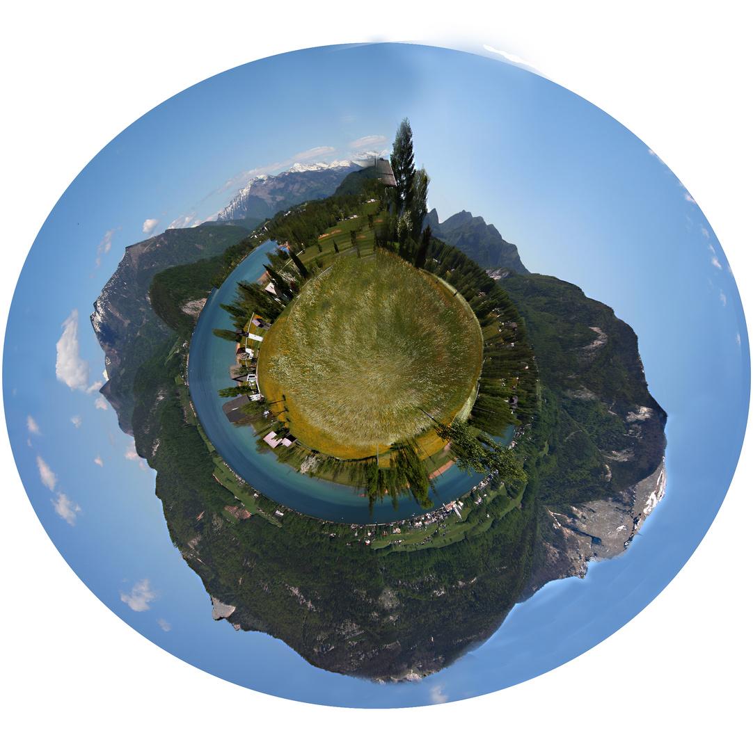 Miniplanet Wolfgangsee
