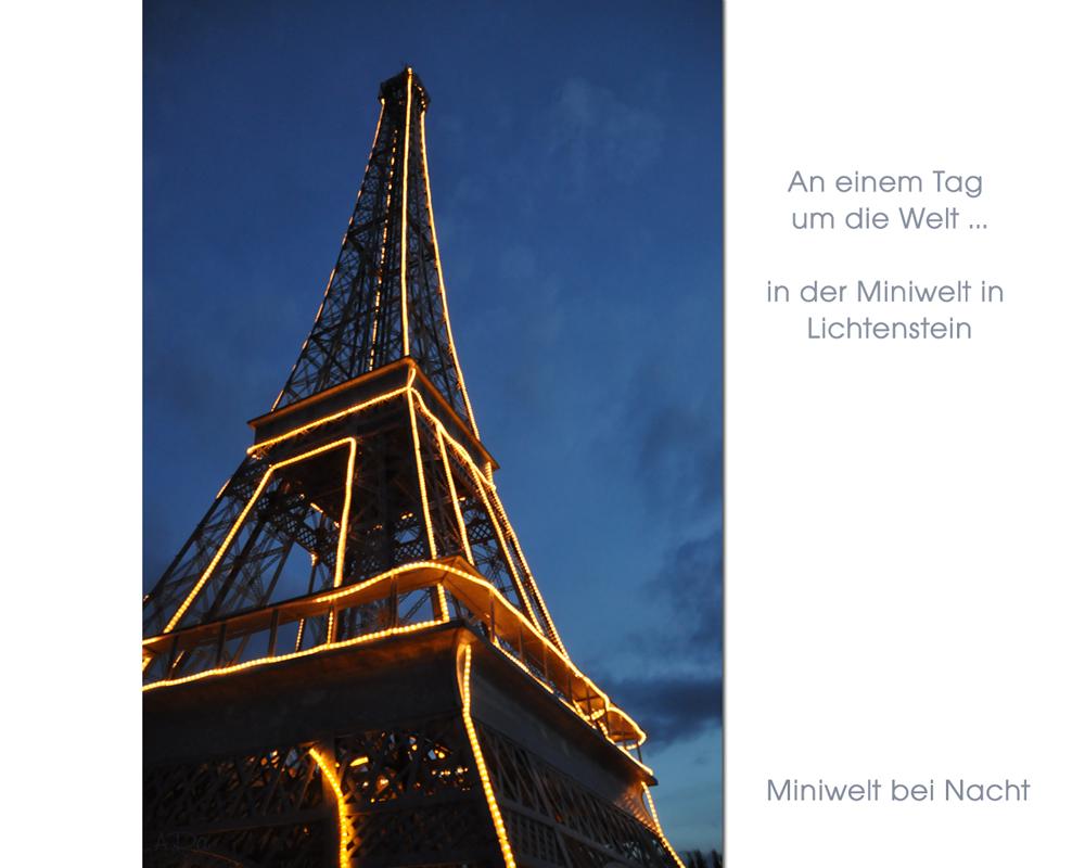Miniwelt bei Nacht (2)