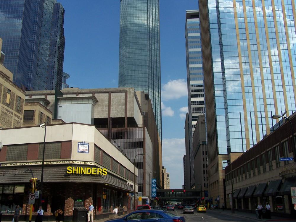 Minneapolis im Sommer 2