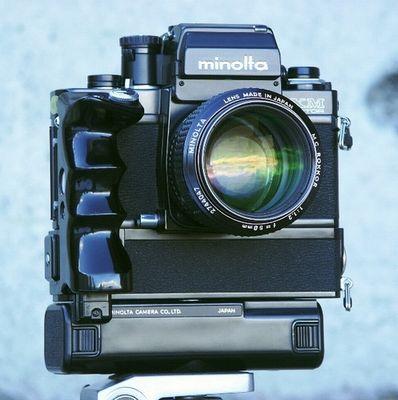 Minolta XM-Motor