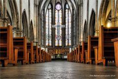Minoritenkirche (St. Mariä Empfängnis)  zu Köln