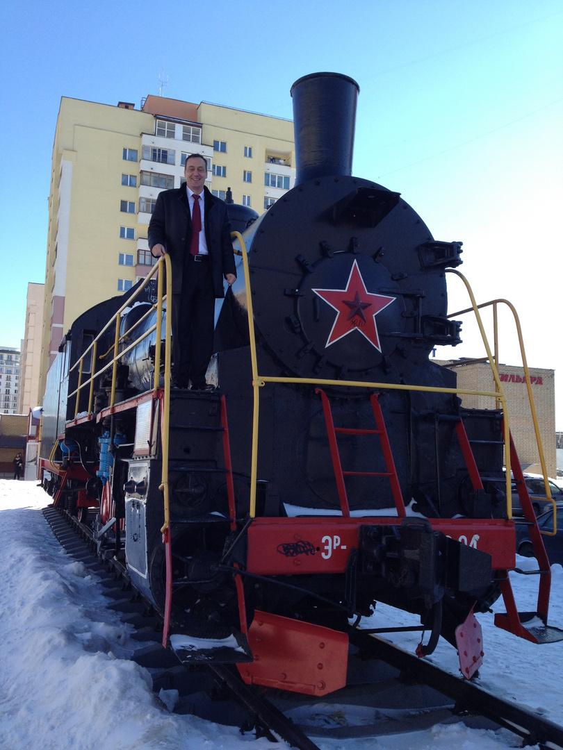 Minsk Steam Loco