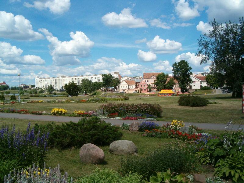 Minsk. Troickaje Suburb