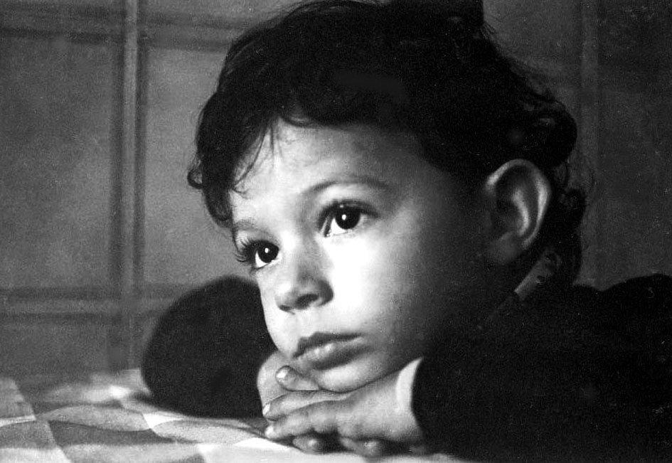Mio figlio Valerio quando era piccolino...