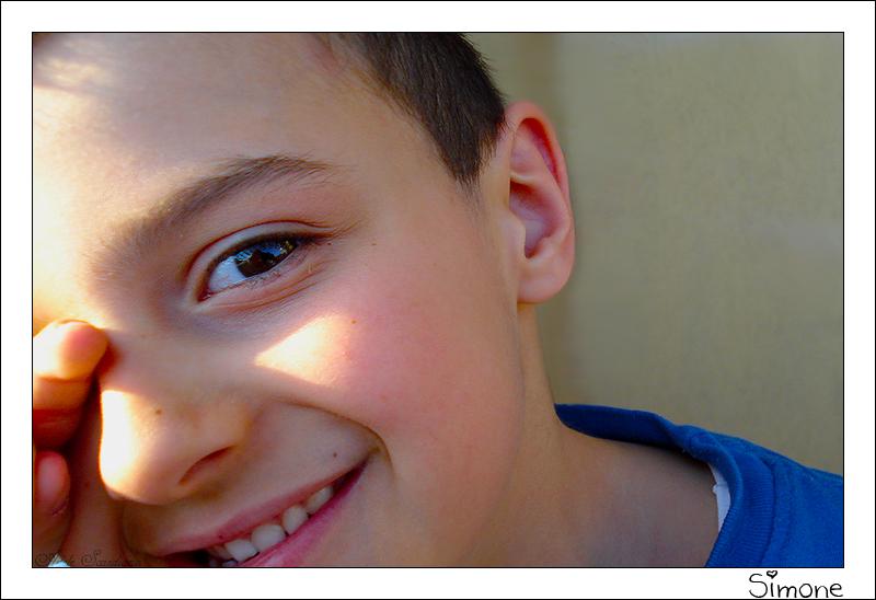 Mio nipote, Simone :)
