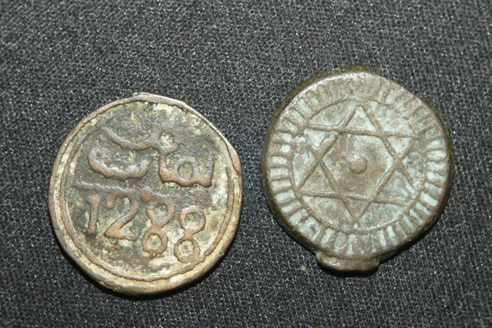 mir unbekannte Münzen