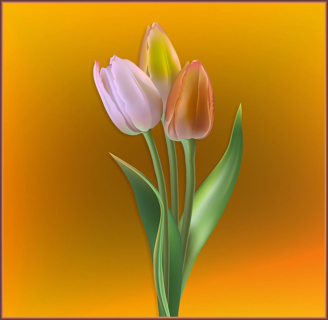 mir war nach Tulpen :))