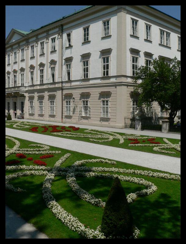 Mirabellengarten in Salzburg²