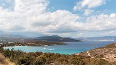Mirabello-Bucht - Agios Nikolaos - Ostkreta