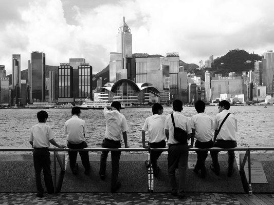 Miradas a Hong Kong