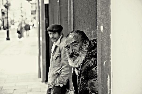 miradas callejeras