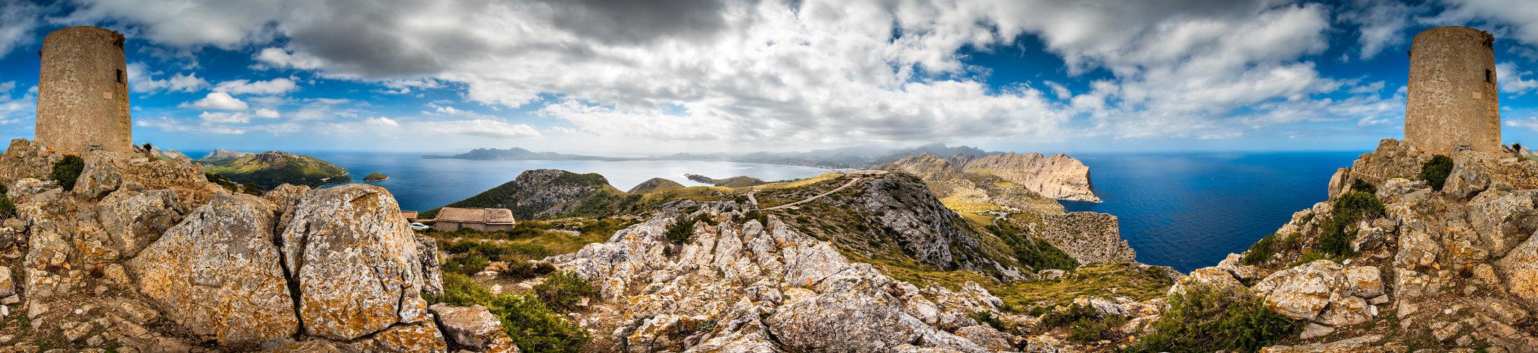 Mirador - Cap Formentor