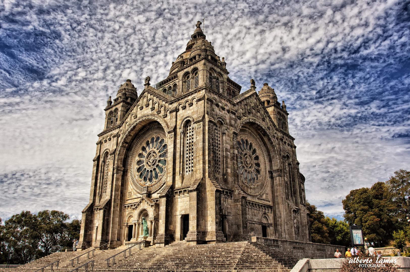 mirador de Santa Luzía (Viana - Portugal)