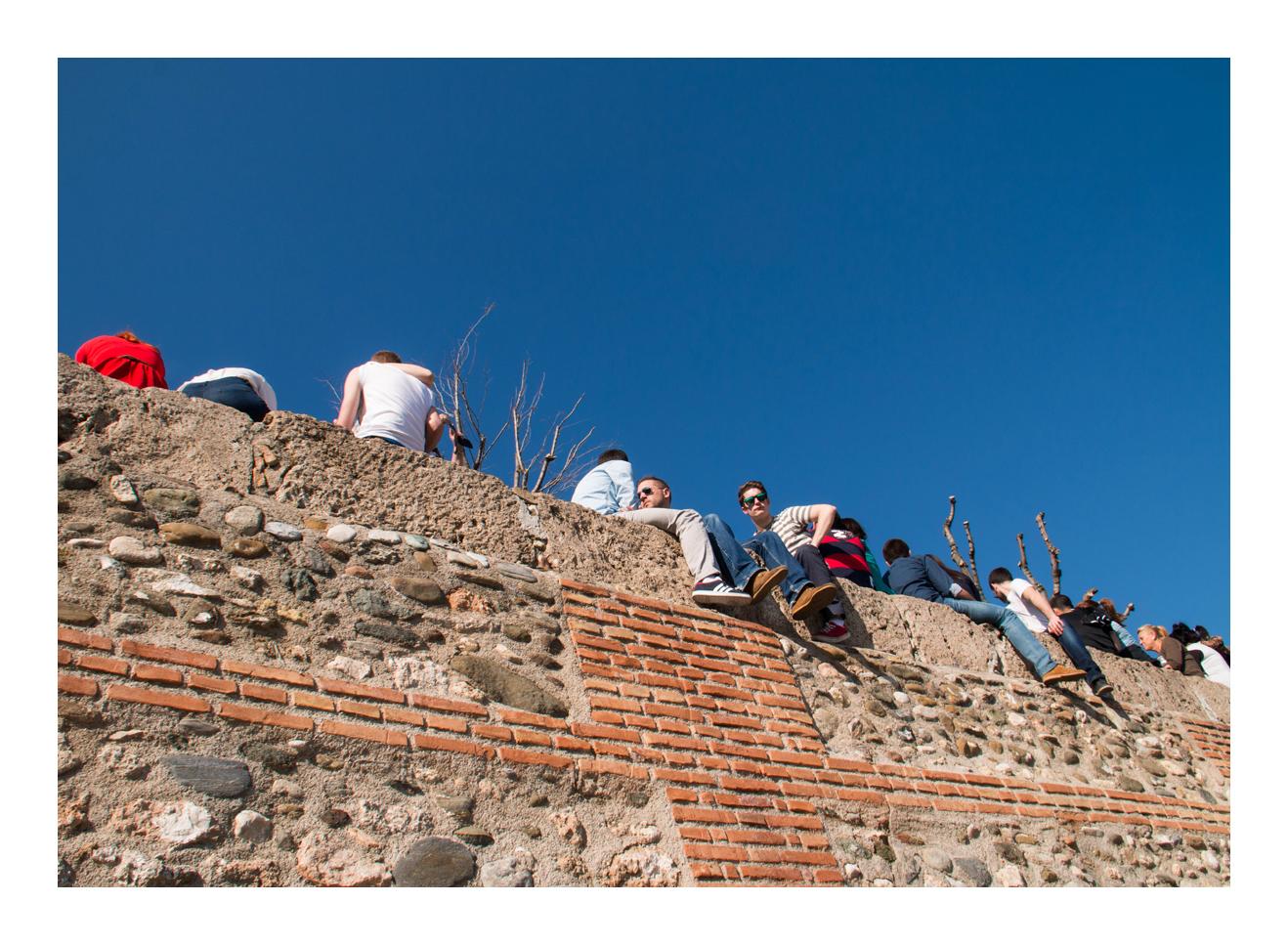 Mirador in Granada
