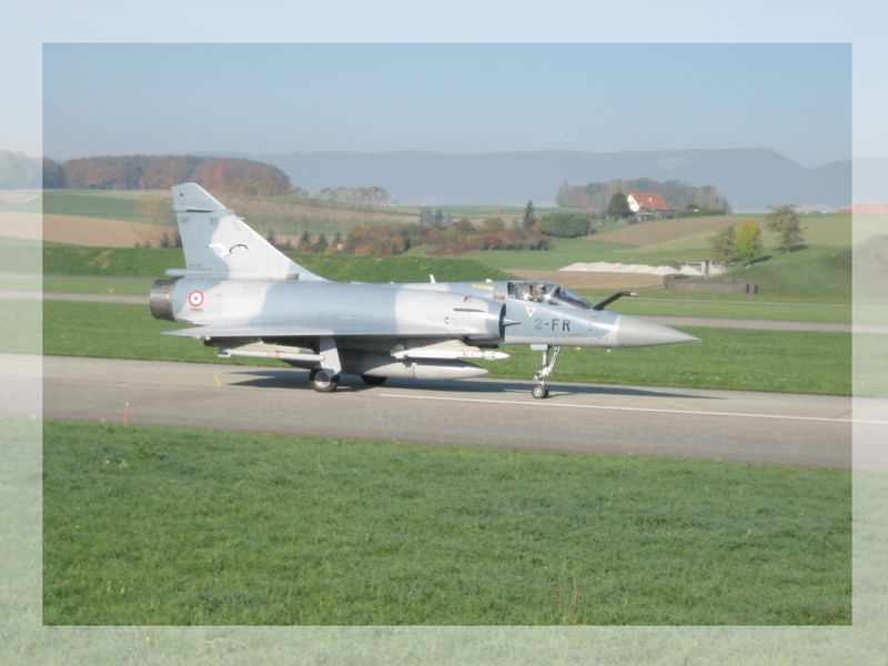 Mirage 2000 French Air Force