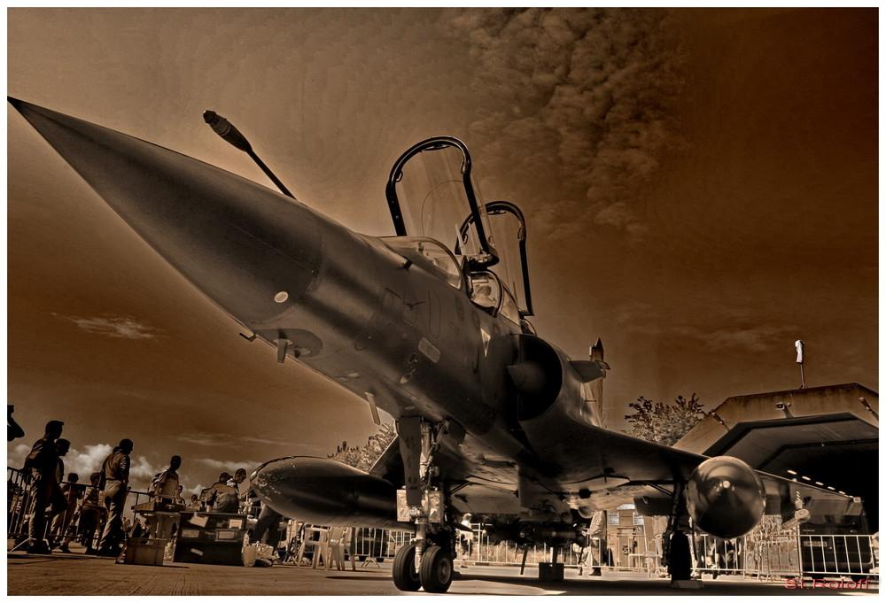 Mirage 2000  Open Dagen in Leeuwarden (Niederlande)